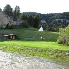 Montana Fishing Lodging
